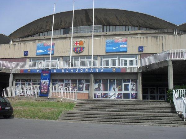 Das Stadion Nou Camp