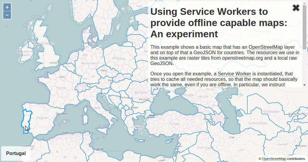 service-worker-experiment-screenshot
